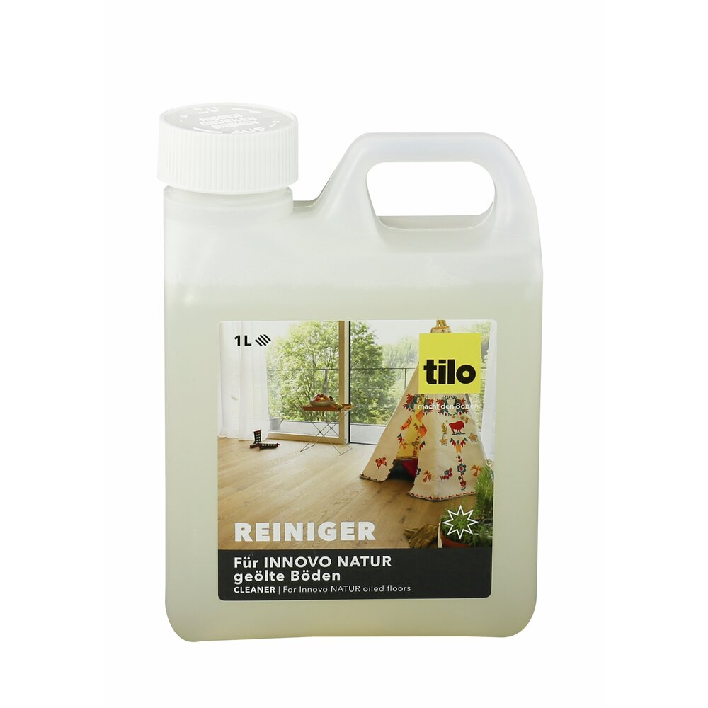 Cleaner for Innovo NATUR oiled floors